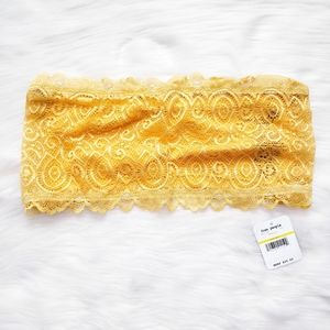Free People Seamless & Lace Reversible Bandeau